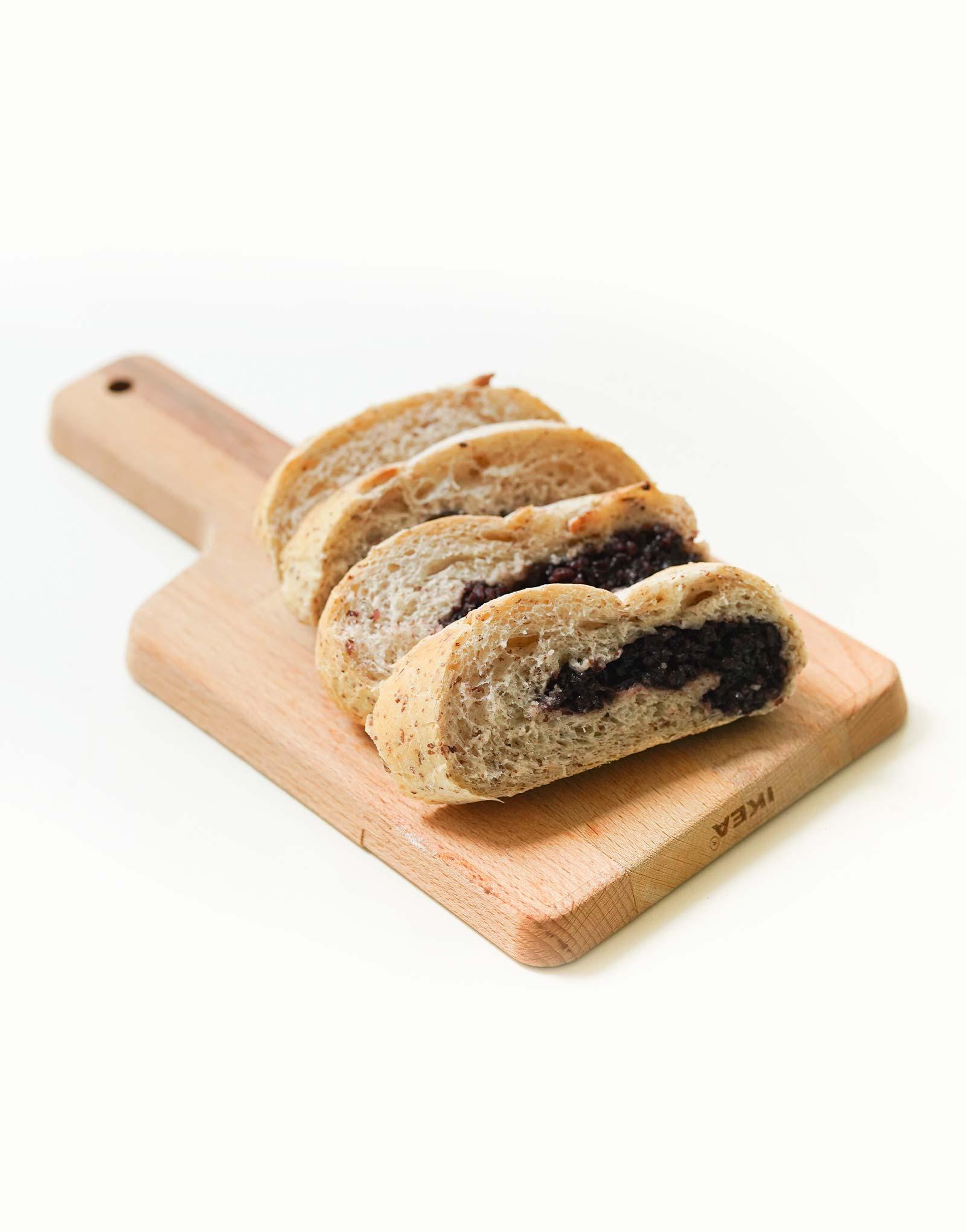 blackberry-stuffed-bread